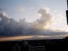 Clouds toward sunset June 2008